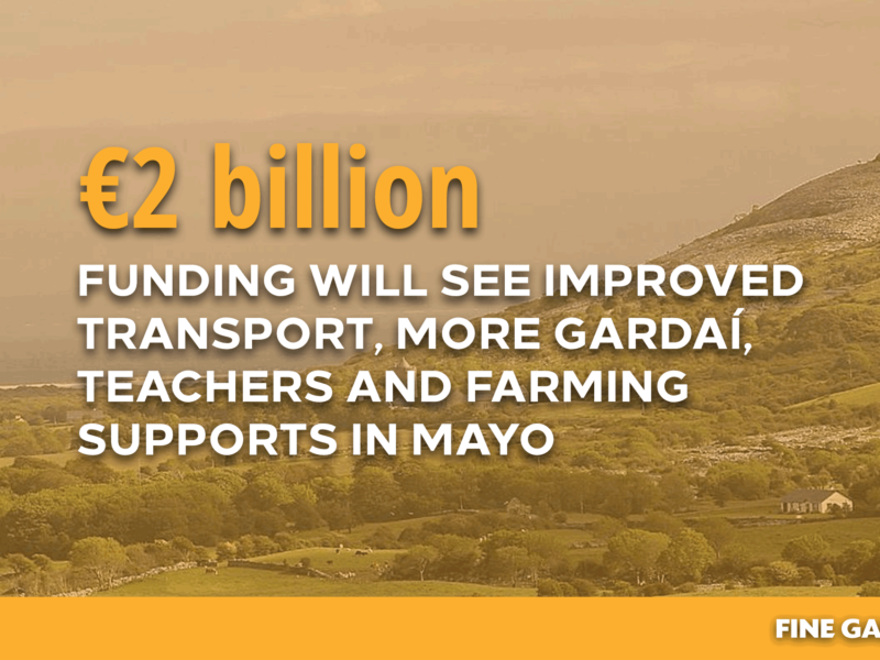Rural Ireland Funding
