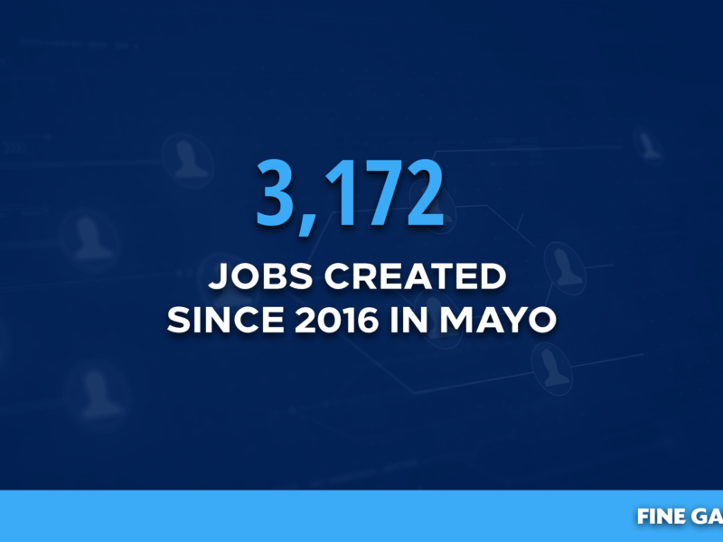 Mayo Jobs Graphic