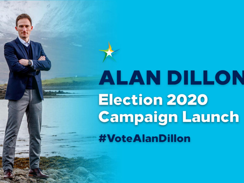 Alan Dillon Election Campaign Launch