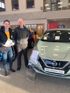 Brian Cleary Owner of Cleary Nissan Dealership Kiltimagh