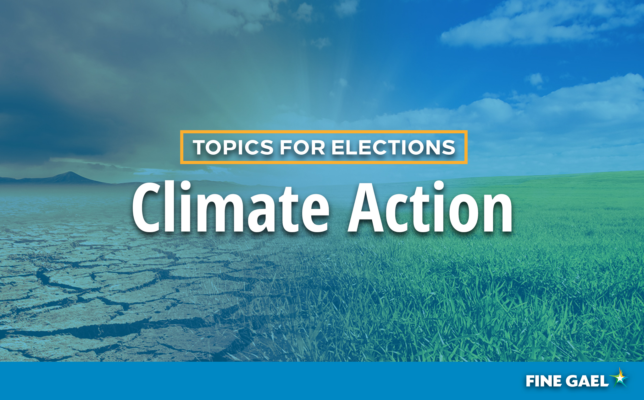 Topics for Elections - Climate Action