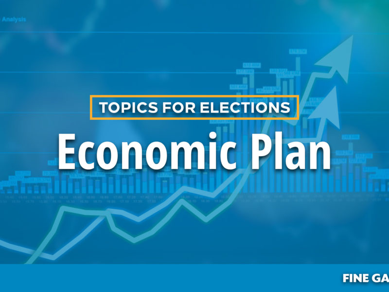 Topics for Elections - Economic Plan
