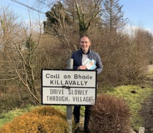 Alan Dillon Canvass in Killawalla