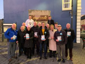 Kiltimagh Canvass Team for Alan Dillon