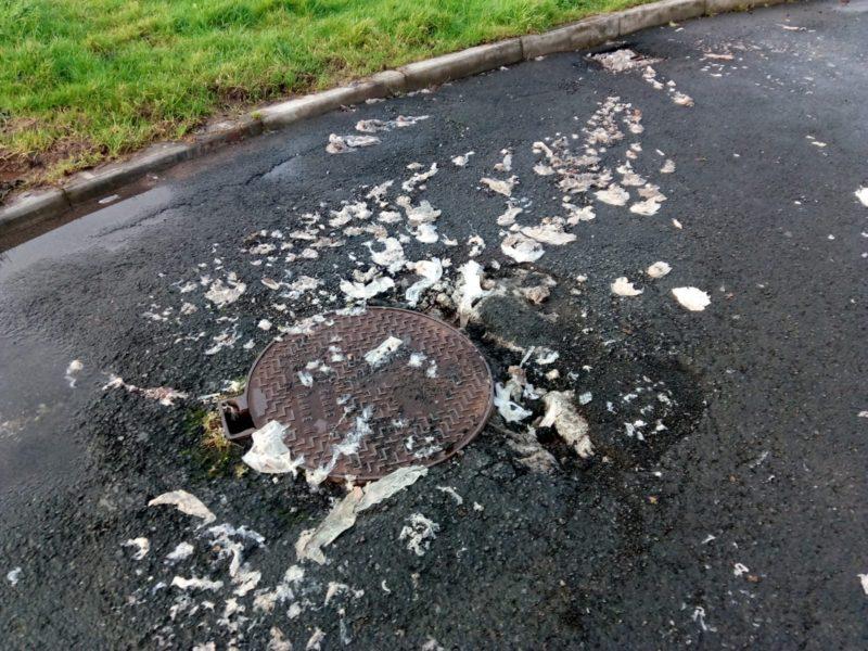 Sewage Leak Castlebar